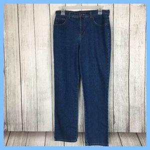 Gloria Vanderbilt Amanda Demin Jeans Size 10P